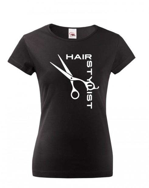 Dámské tričko Hair Stylist
