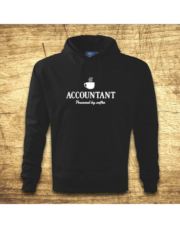 Accountant – Powered by coffee