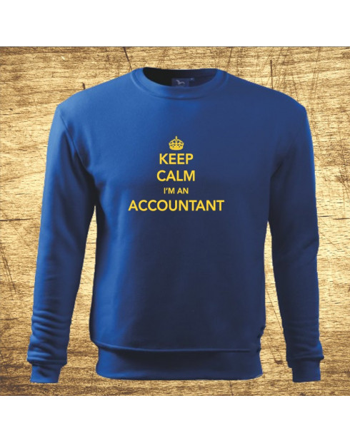 Keep calm, I´m an accountant