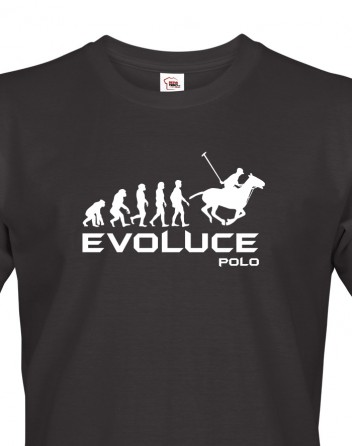 Pánské tričko Evoluce Pólo