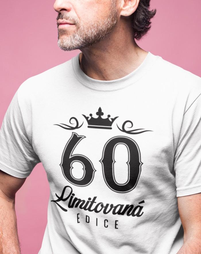 Pánské tričko Limitovaná edice