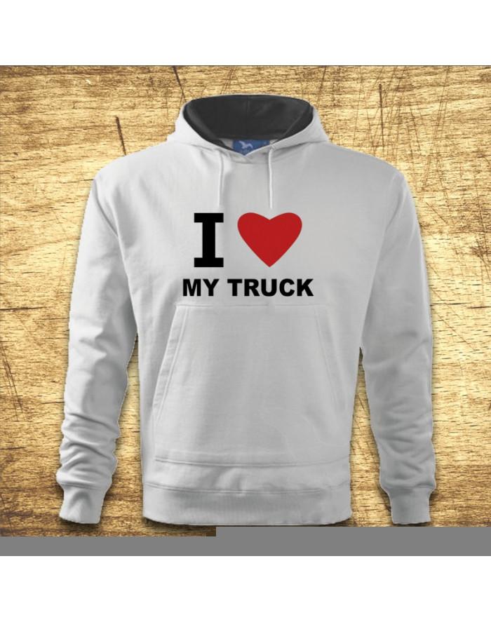 I love my truck