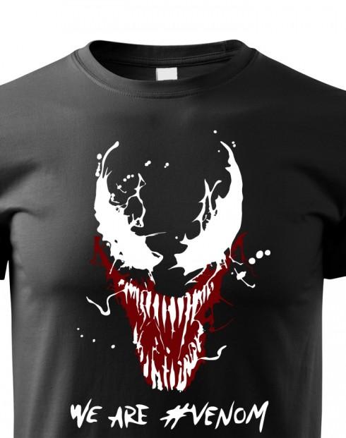 Dětské tričko Venom od Marvel