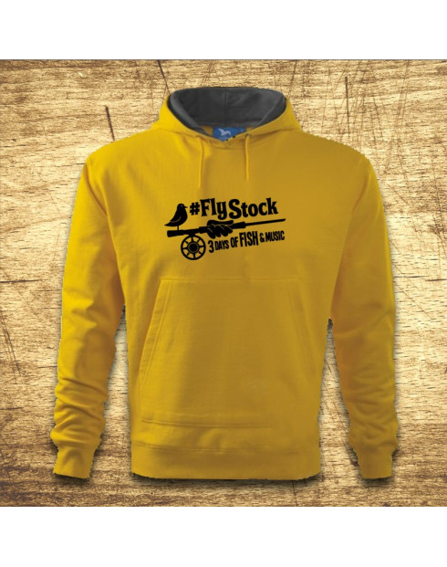 Fly stock – 3 days of fish and music