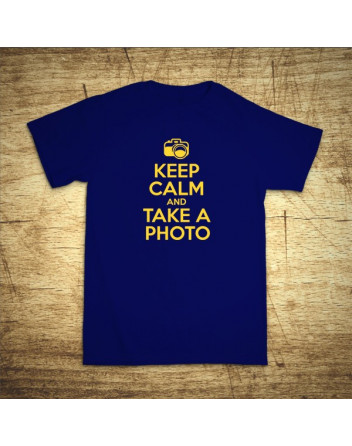 Keep calm and take a photo
