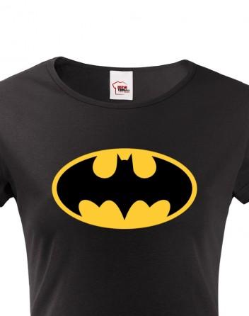 Dámské tričko Batman
