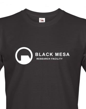 Pánské tričko Black Mesa