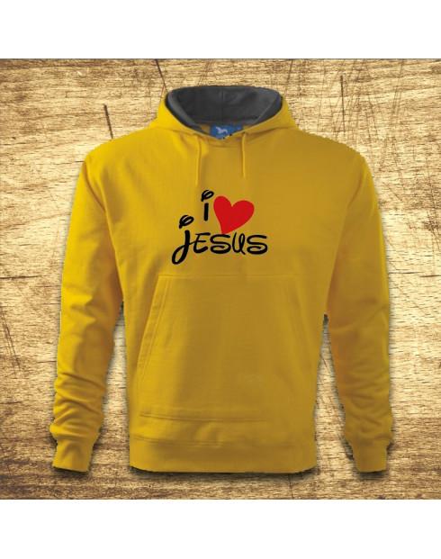 I love Jesus