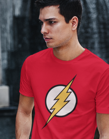 Pánské tričko Flash
