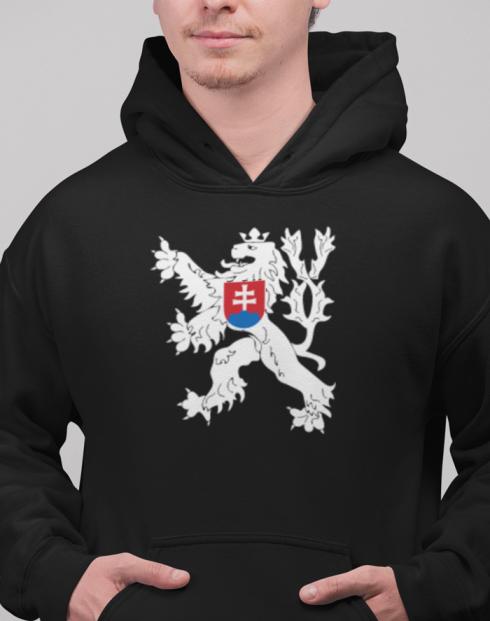 Pánská mikina Státní znak Československa