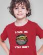 Dětské tričko Baby Yoda