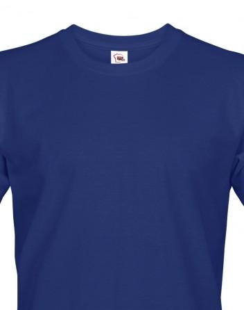 Pánské tričko B&C E190 bez potisku