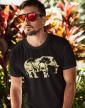 Pánské tričko - Elephant