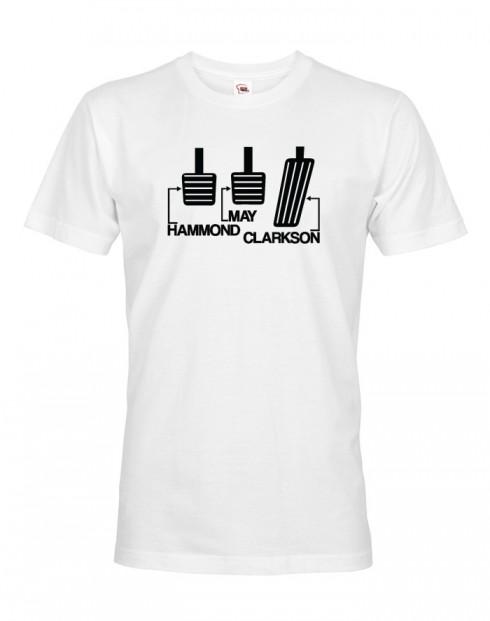 Pánské tričko pedály Grand Tour