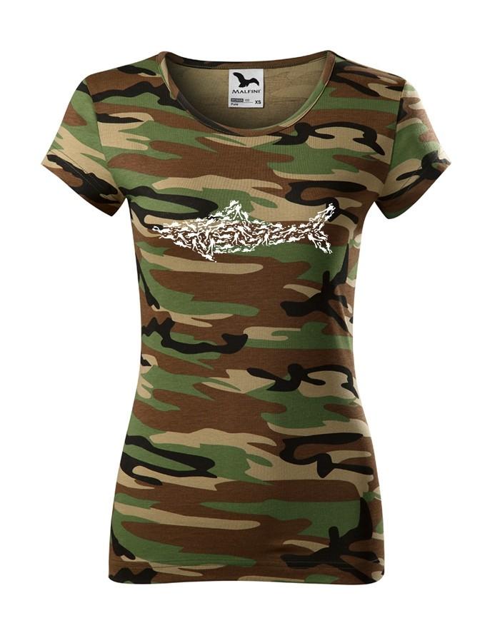 Dámské tričko Shark Dive - ideální dárek