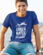 Pánské tričko - Underwater