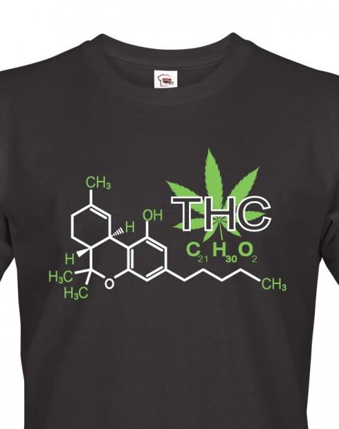Pánské tričko - THC