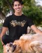 Pánské tričko - Jenom můj pes mi rozumí