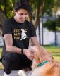 Pánské tričko -Štěstí má psí packy