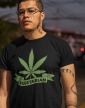 Pánské tričko - Weed vegetarian