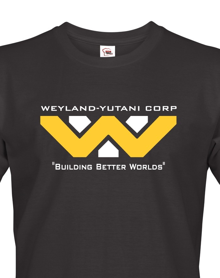 Pánské tričko Weyland Yutani