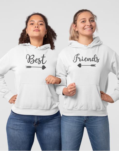 Dámská BFF mikina Best Friends