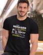 Pánské tričko - Nikdy nenaser skladníka
