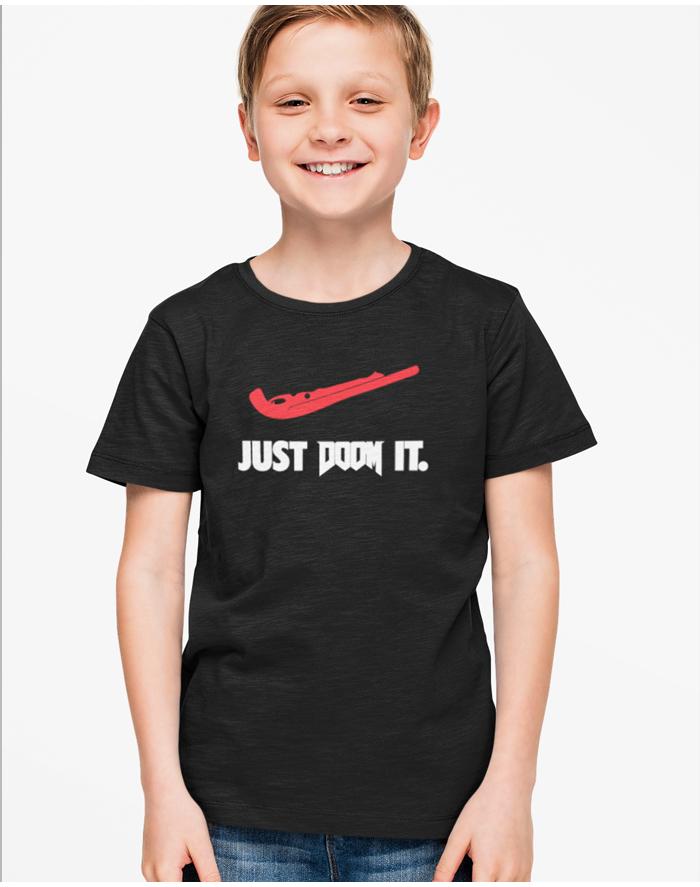Dětské tričko - Just doom it