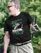 Vtipné rybářské tričko Zachraňuji ryby z vody