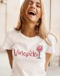 Dámské tričko Vínopička