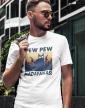 Pánské tričko - Pew Pew madafakas!