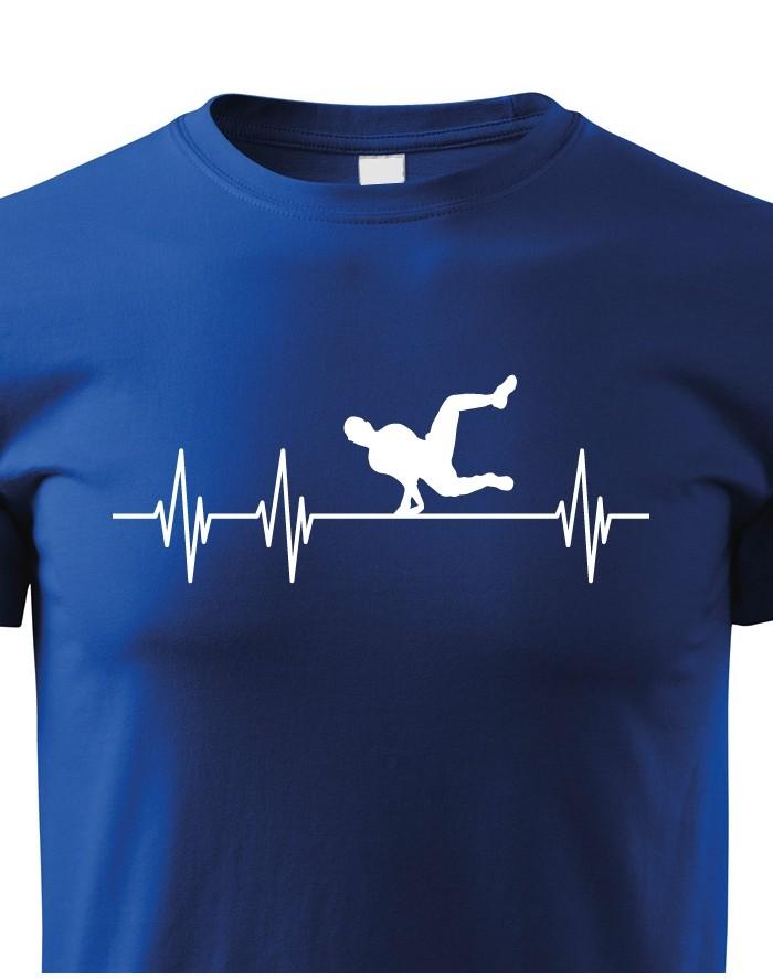 Dětské tričko - Tep Parkour