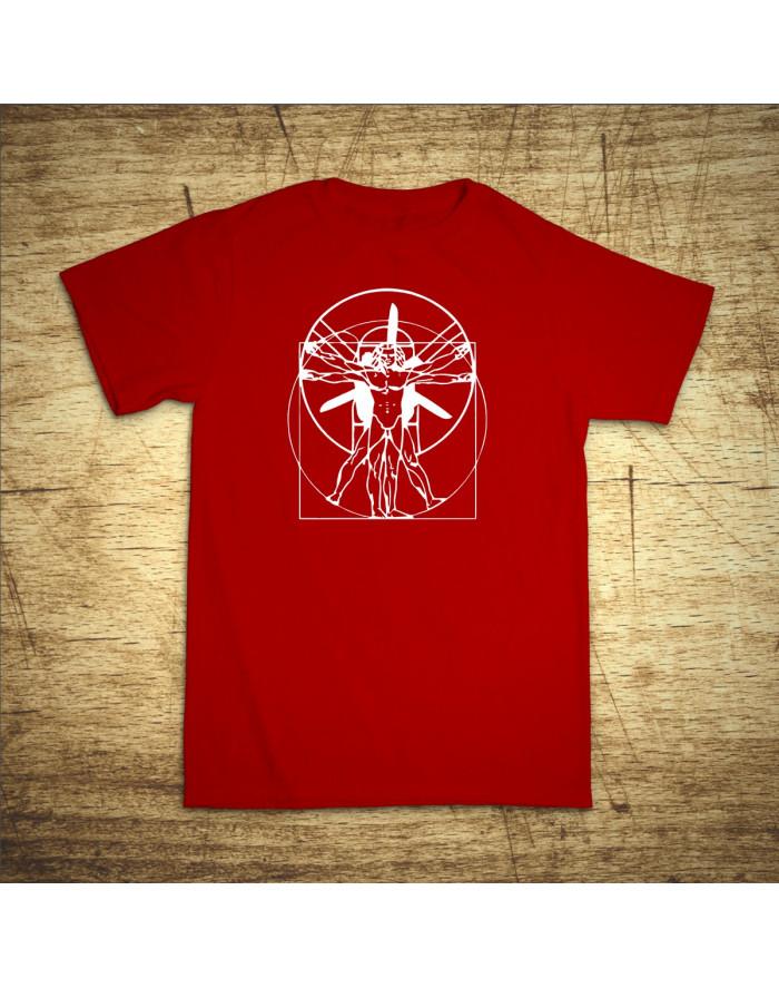 Paramotor Da Vinci, Barva Červená, Velikost XS Bezvatriko.cz 108279