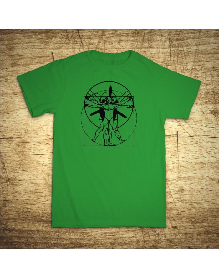 Paramotor Da Vinci, Barva Zelená, Velikost XS Bezvatriko.cz 108279
