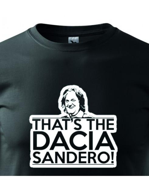 Pánské tričko Dacia Sandero
