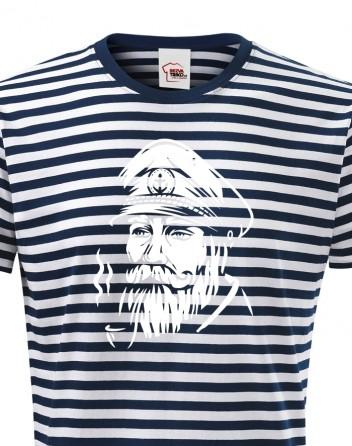 Pánské tričko Kapitán