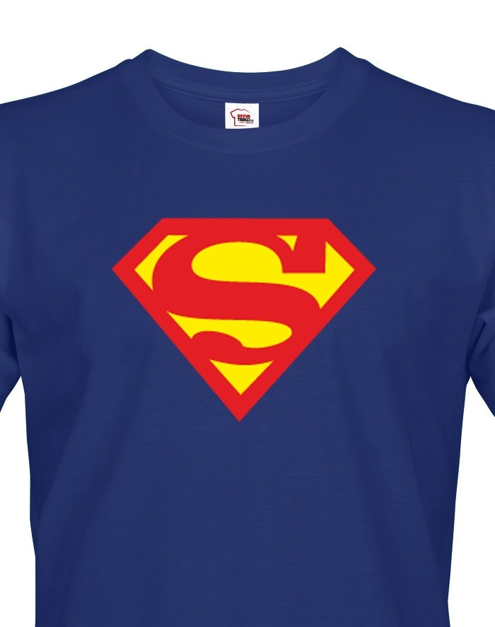 Pánsko tričko - Superman