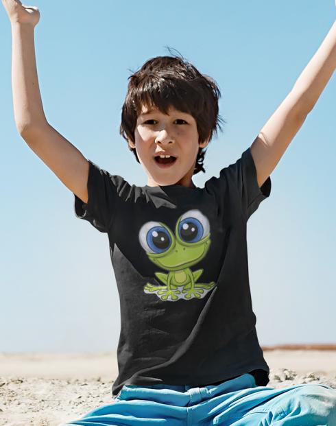 Dětské tričko - Žába