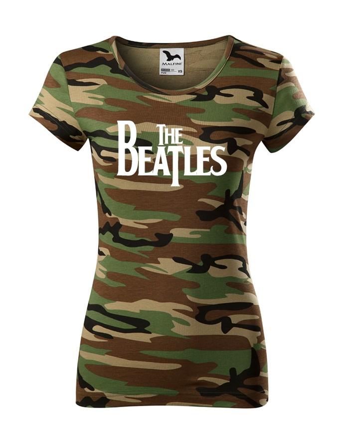 Dámské tričko - The Beatles