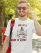 Pánské tričko - Cyklistů je sakra hodně