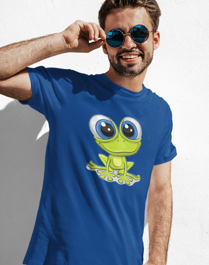 Pánské tričko - Žába