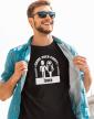 Pánské tričko pro ženicha Game over party