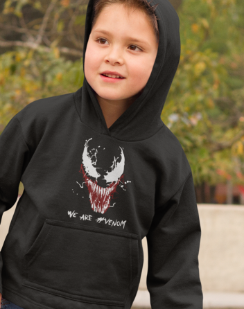 Dětská mikina Venom od Marvel