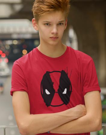 Dětské tričko Deadpool