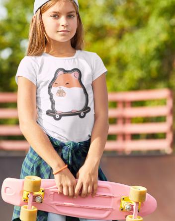 Dětské tričko - Hamster