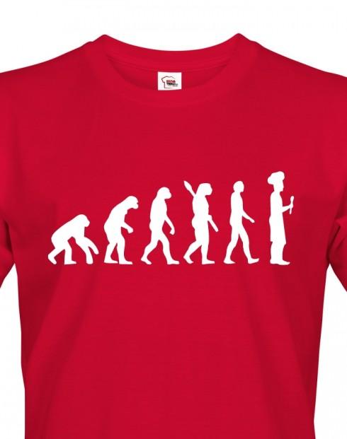 Pánské tričko - Chef evolution