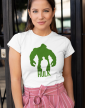 Dámské tričko - Hulk