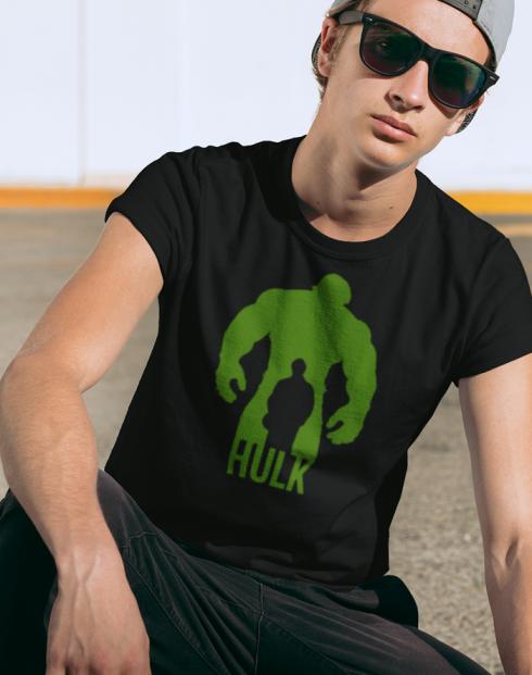 Pánské tričko - Hulk