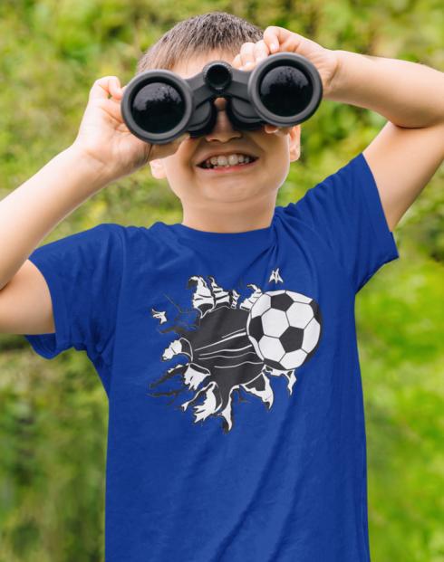 Dětské tričko - Fotbal
