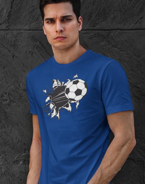 Pánské tričko - Fotbal